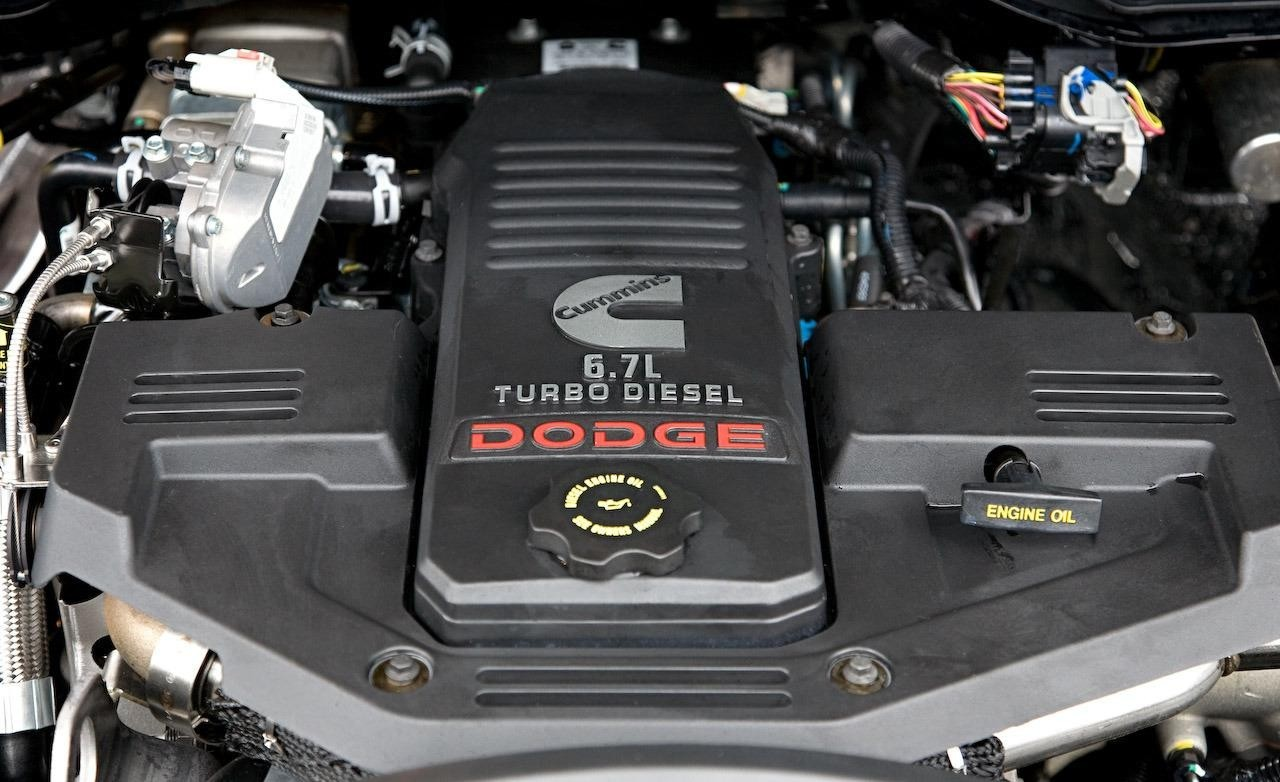 One Reason Diesel Engines Produce More Torque Than Gas Engine