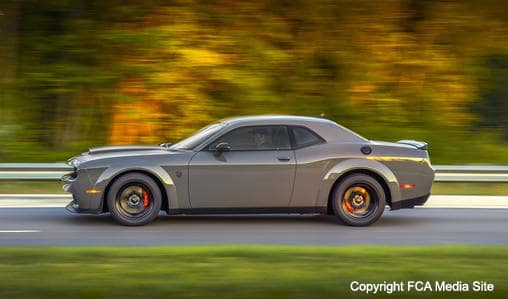 Dodge 0 60 >> 2018 Dodge Challenger Srt Demon