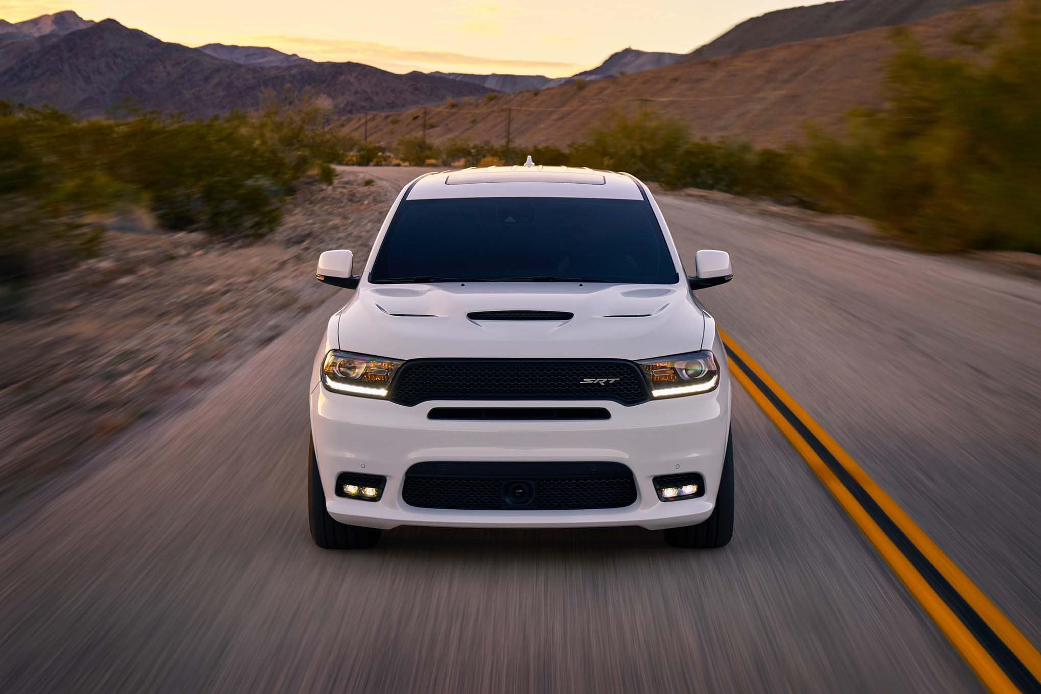 Suv With Third Row >> 2018 Dodge Durango Srt America S Fastest Third Row Suv