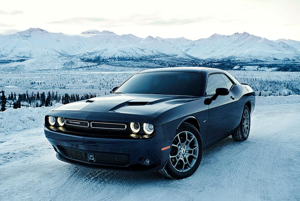 Dodge Charger And Challenger Awd Models Offer Best Of Both Worlds