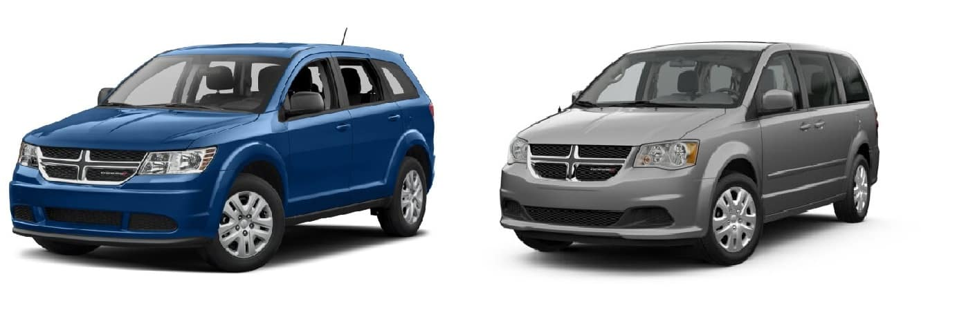 2017 dodge journey vs dodge grand caravan university. Black Bedroom Furniture Sets. Home Design Ideas