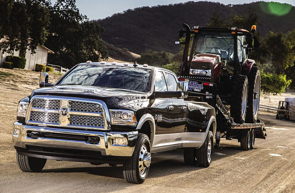 Dodge Ram Trucks >> University Dodge Ram Sells And Delivers Ram Heavy Duty