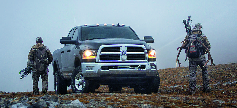 Dodge Ram Trucks >> University Dodge Ram Delivers Ram Heavy Duty Trucks Anywhere