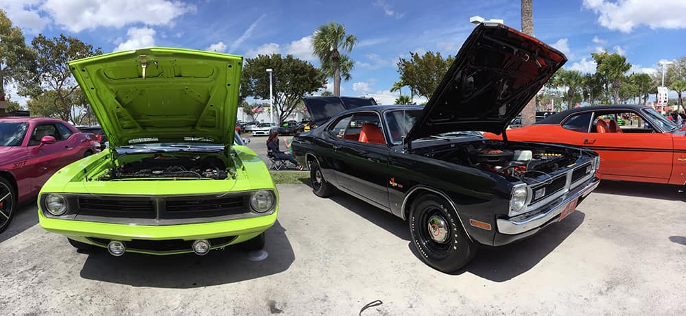 Th Annual Mopar Nationals Car Show And Swap Meet - Car show florida