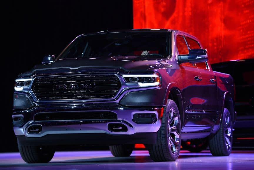 Dodge Performance Parts >> New Safety Features on the 2019 Ram 1500