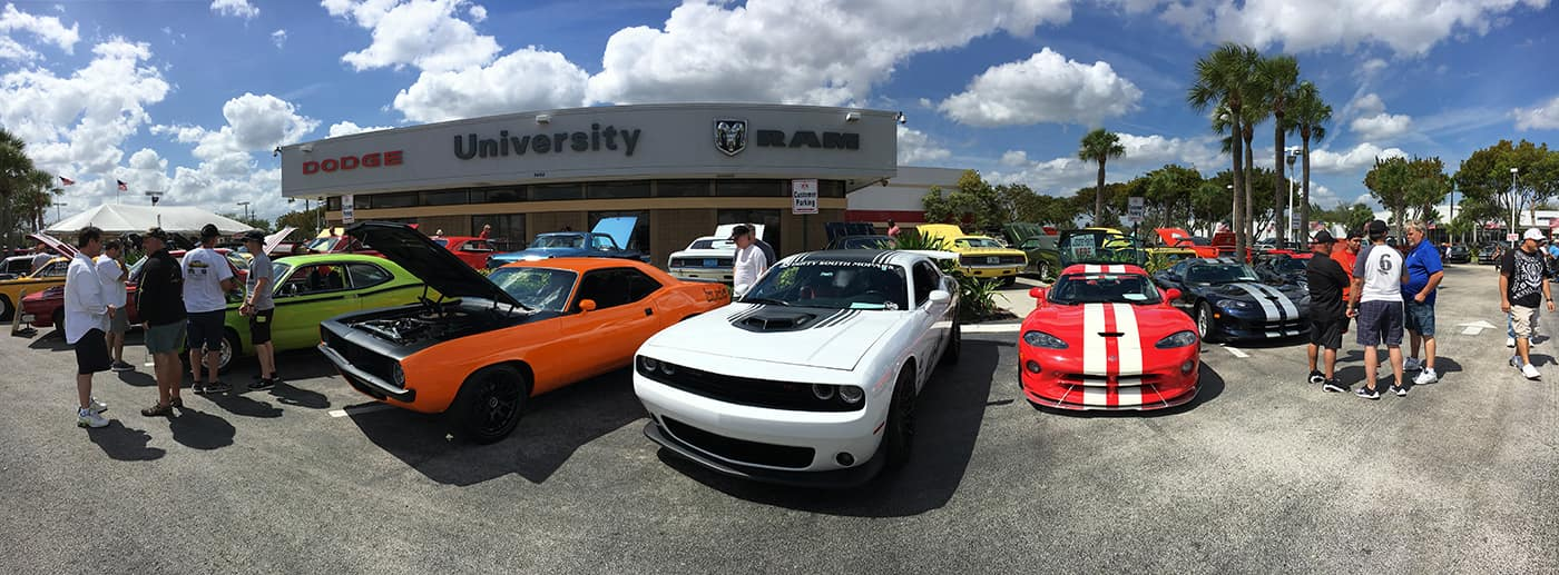 Annual Mopar Nationals Car Show Returns To University Dodge In March - Car show florida