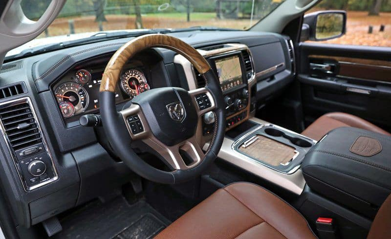 2018 Ram 1500 Wins Industry Leader\'s Interior Award