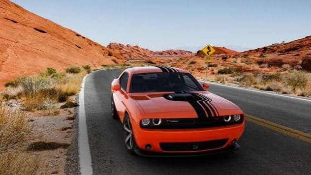 New Package on Dodge Challenger and New Colors on Challenger