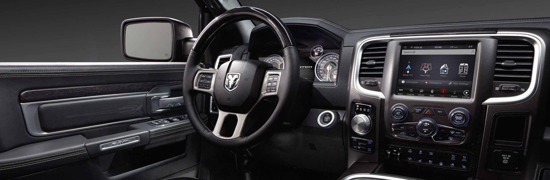 WardsAuto Includes 2018 Ram 1500 on Best Interiors List