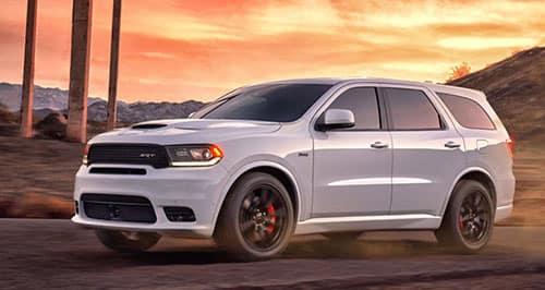 Dodge Durango Towing Capacity >> 2018 Dodge Durango Near Miami