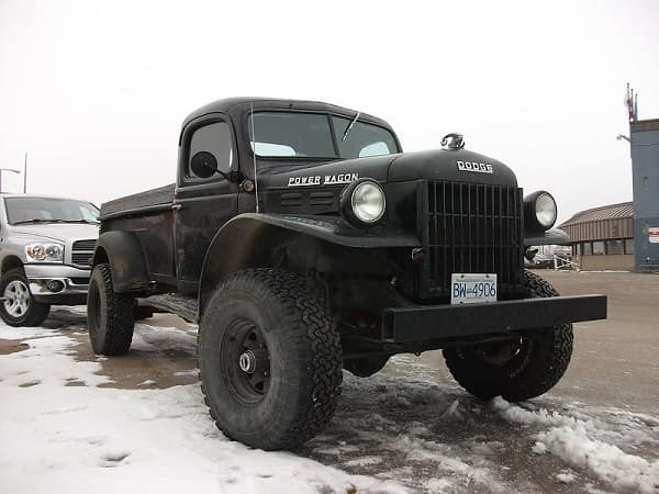 dodge power wagon w300 university dodge