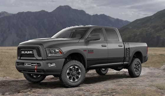 2018 ram 2500 power wagon university dodge
