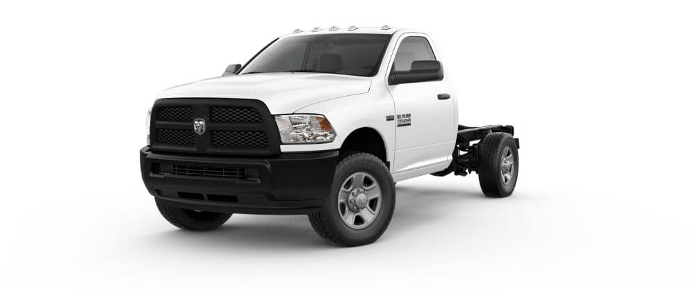 2018 Ram Chassis Cab University dodge