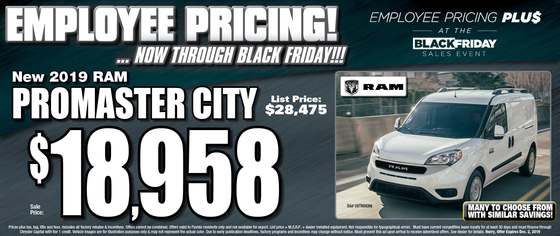 New Ram Promaster City!