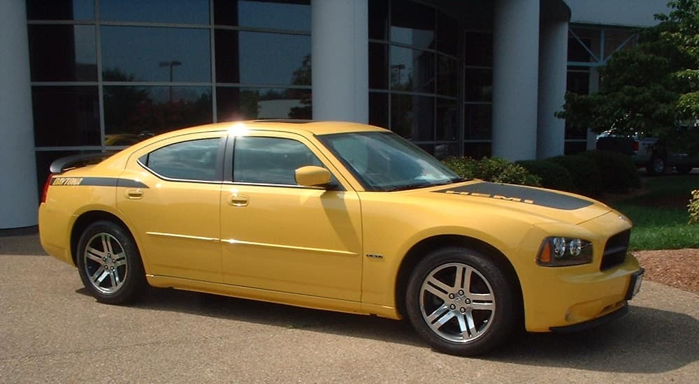 2006 dodge charger daytona university dodge