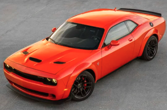 2018 dodge challenger hellcat widebody university dodge