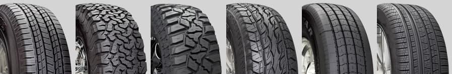 truck tire options university dodge