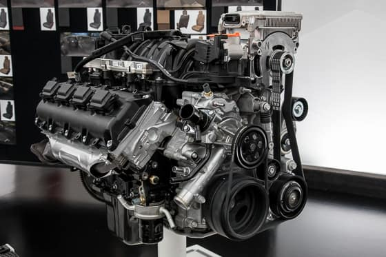 The All-new Pentastar V6 Engine with eTorque is a 10 Best