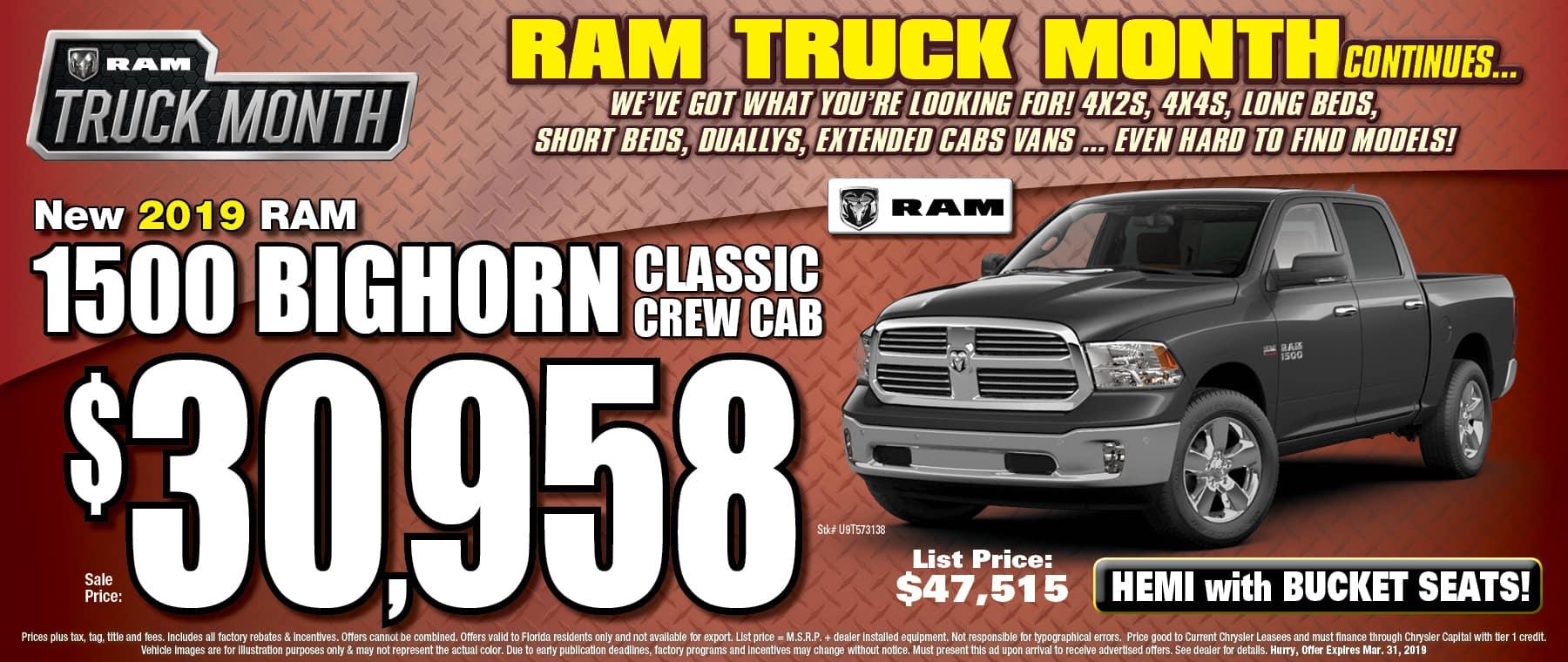 Ram Crew Cab Classic