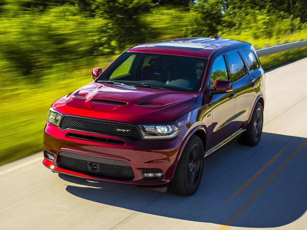 The 2019 Durango Srt Is Still The Biggest And Baddest Suv