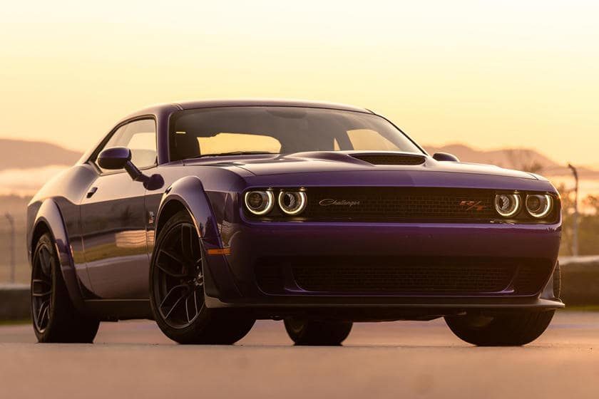 University Dodge Challenger Design is Here to Stay
