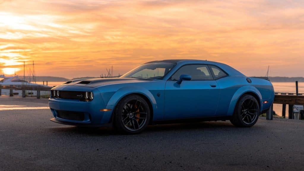 University Dodge Challenger Hybrid Powertrain