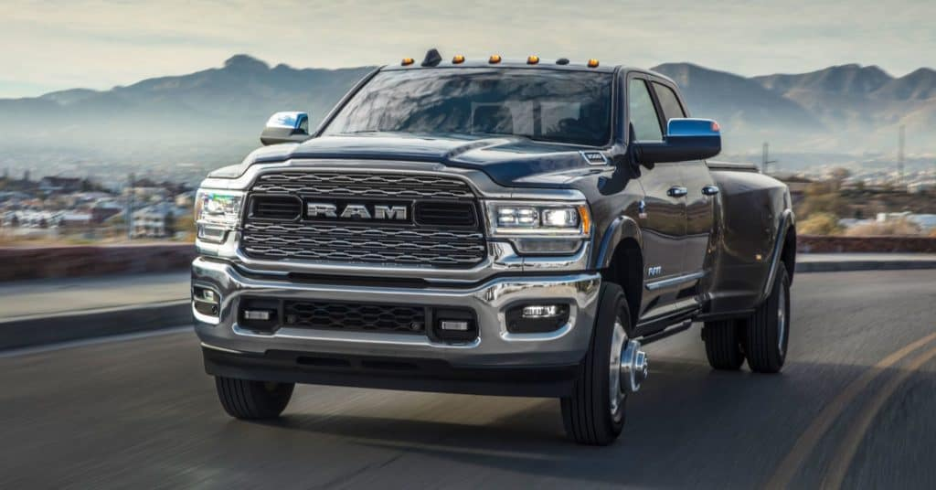 All New Dodge Ram Truck 2019 >> Ram Unveils The All New 2019 2500 And 3500 Heavy Duty Pickups