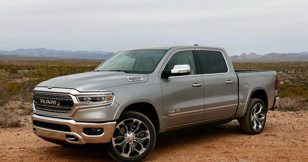 Best Family Truck >> Edmunds Names 2019 Ram 1500 The 2019 Best Family Truck