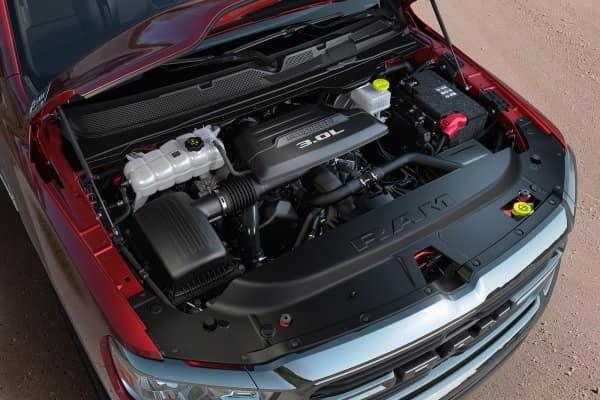 dodge ecodiesel hp 2 Ram 2: EcoDiesel Engine is Back!