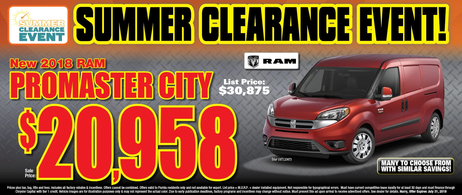 New RAM Promaster City! - Commercial Vehicles at University Dodge RAM!