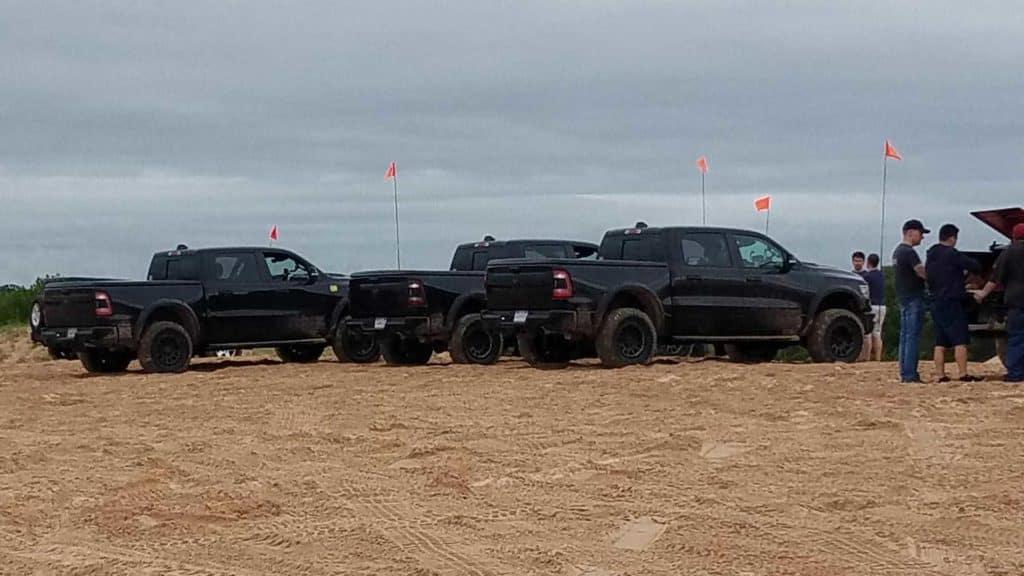 Dodge Ram Trx >> Spotted Ram Rebel Trx