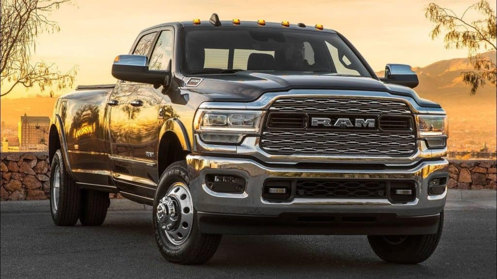 2020 Ram Heavy Duty Makes Towing Even Safer