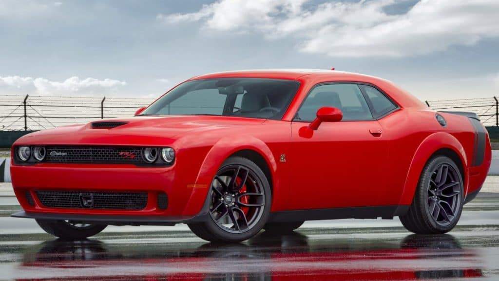 The 2020 Dodge Challenger Bears Some Changes