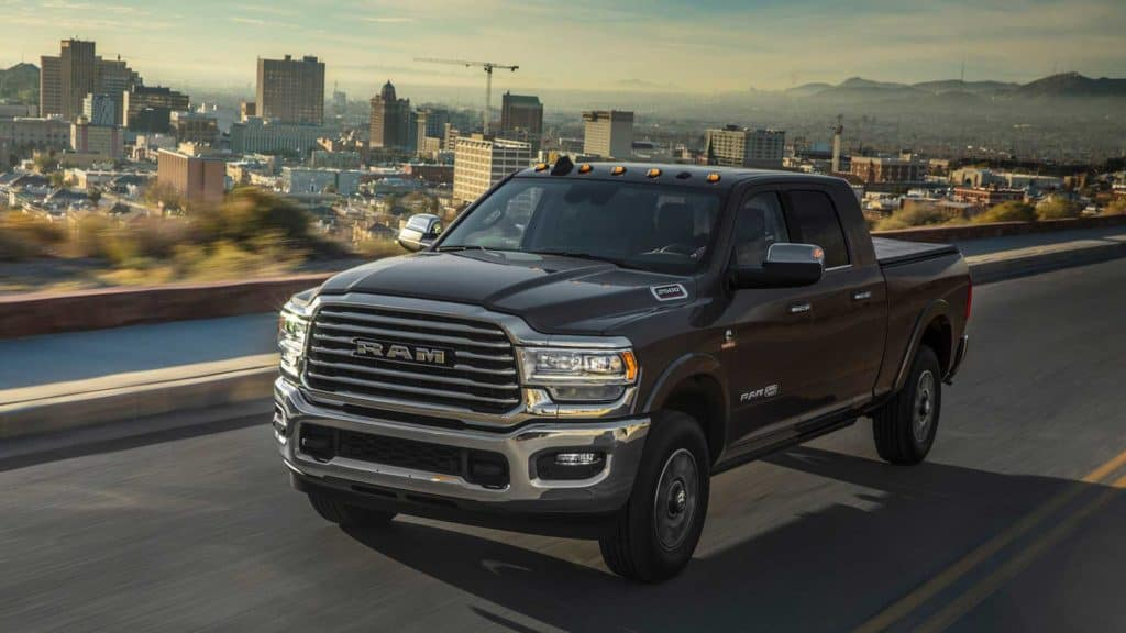 University Dodge MotorTrend Truck of the Year