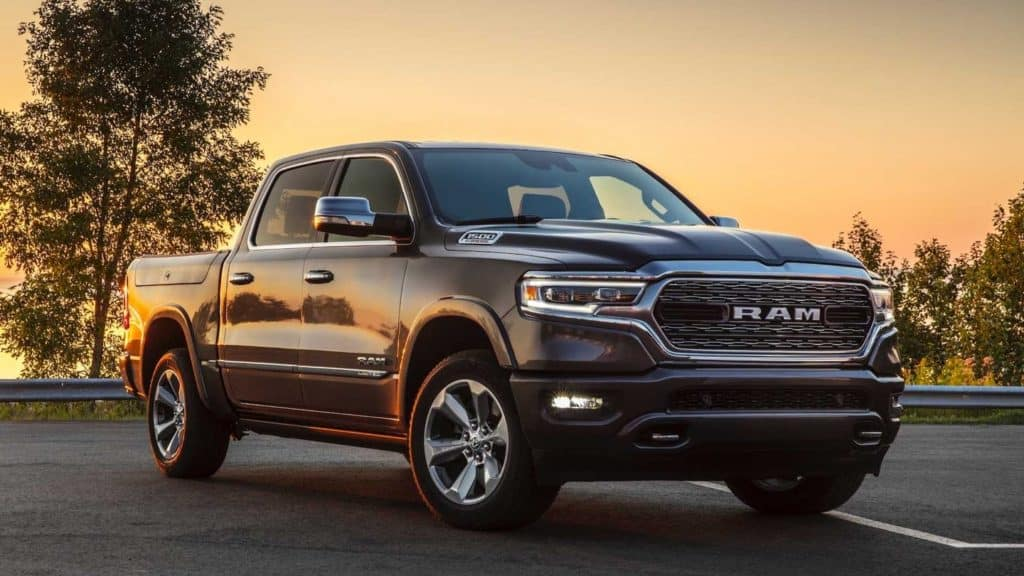 The Ram 1500 Ecodiesel Is A Top Rated Truck