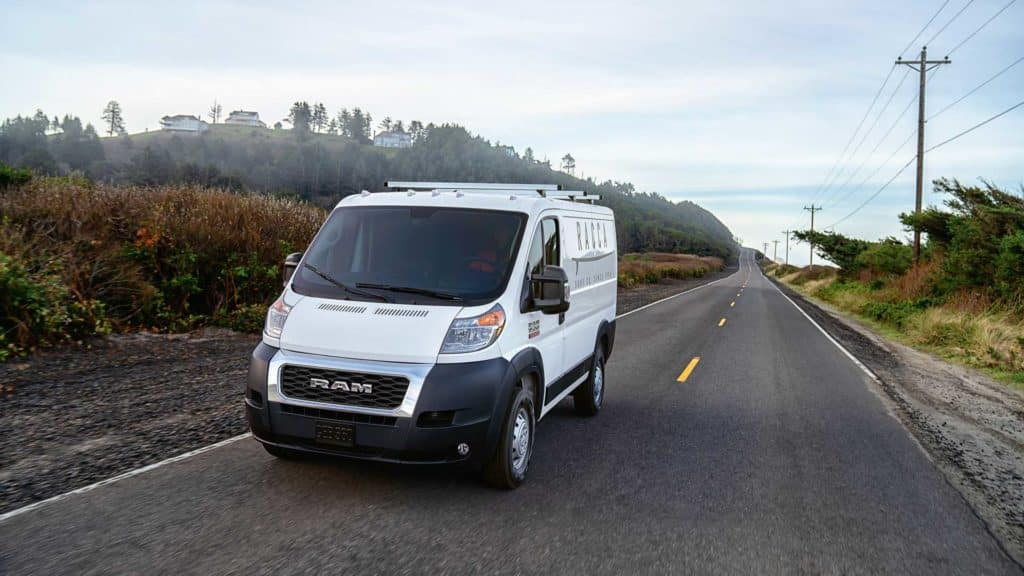 ram introduces the 2021 ram promaster