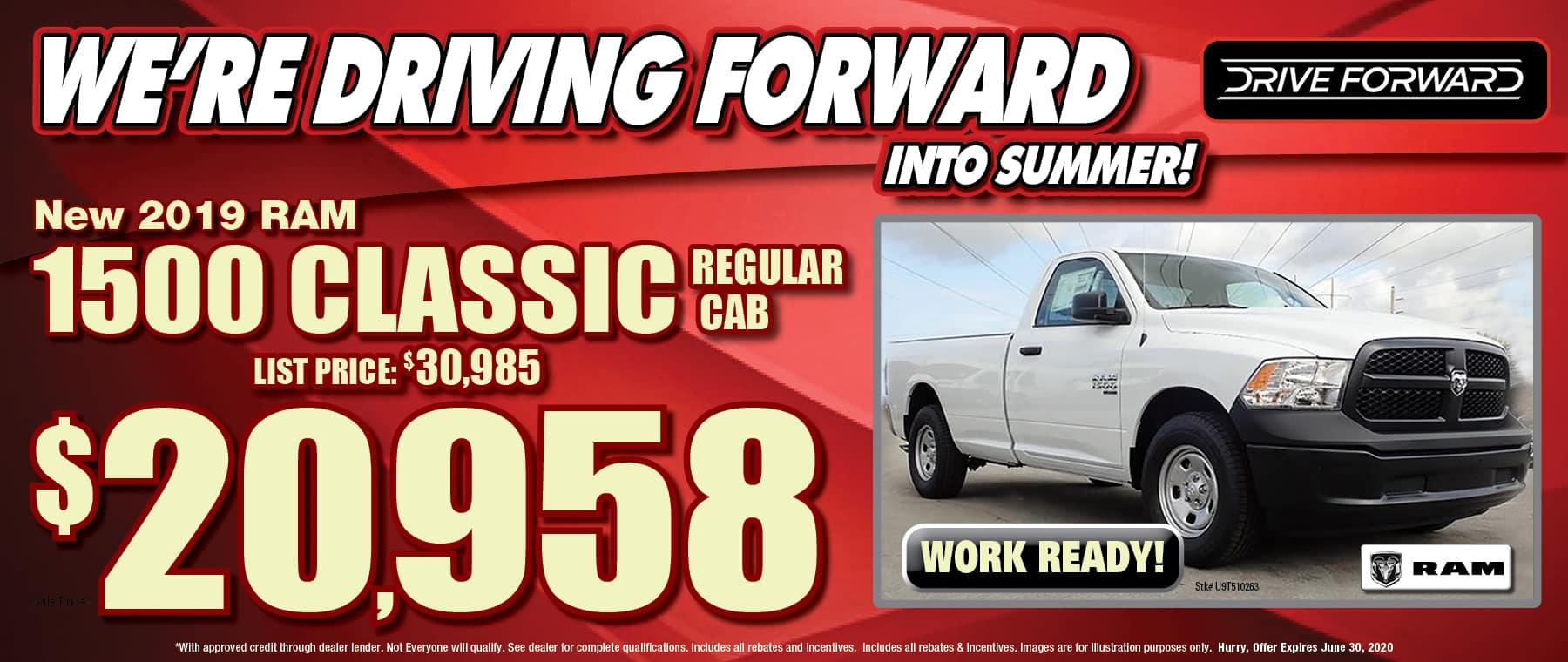 Regular Cab Classic!