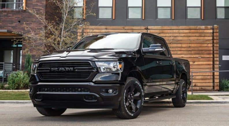 the 2020 ram 1500 isn't like any other pickup out there