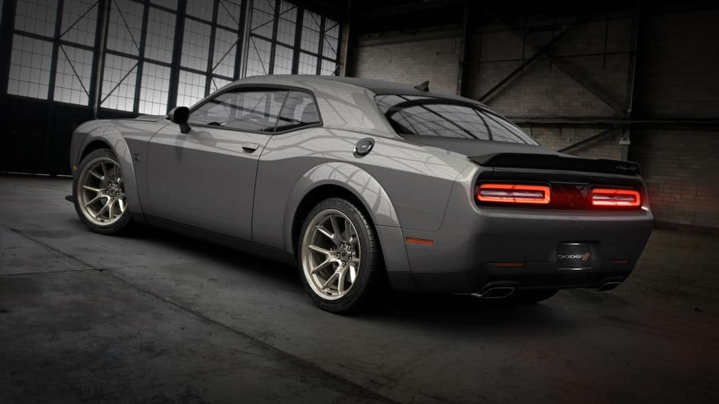 Dodge Introduces Dodge Challenger 50th Anniversary Commemorative Edition