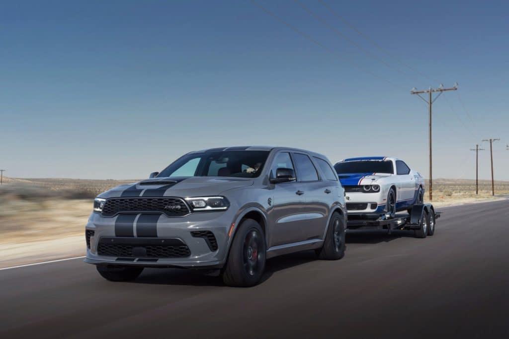 Dodge Places A Manufacturing Limit On The 2021 Durango Srt Hellcat