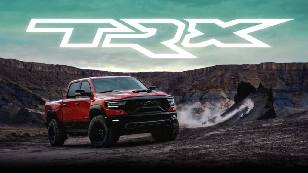 From Concept To Reality The 2021 Ram 1500 Trx