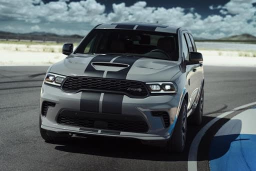 2021 Dodge Durango SRT Hellcat University Dodge