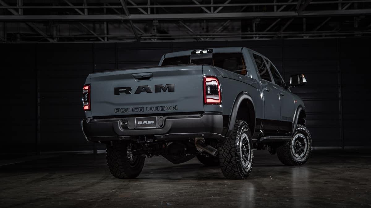University Dodge Ram 2500 Power Wagon