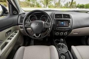 University Mitsubishi 2016 Outlander Sport Interior