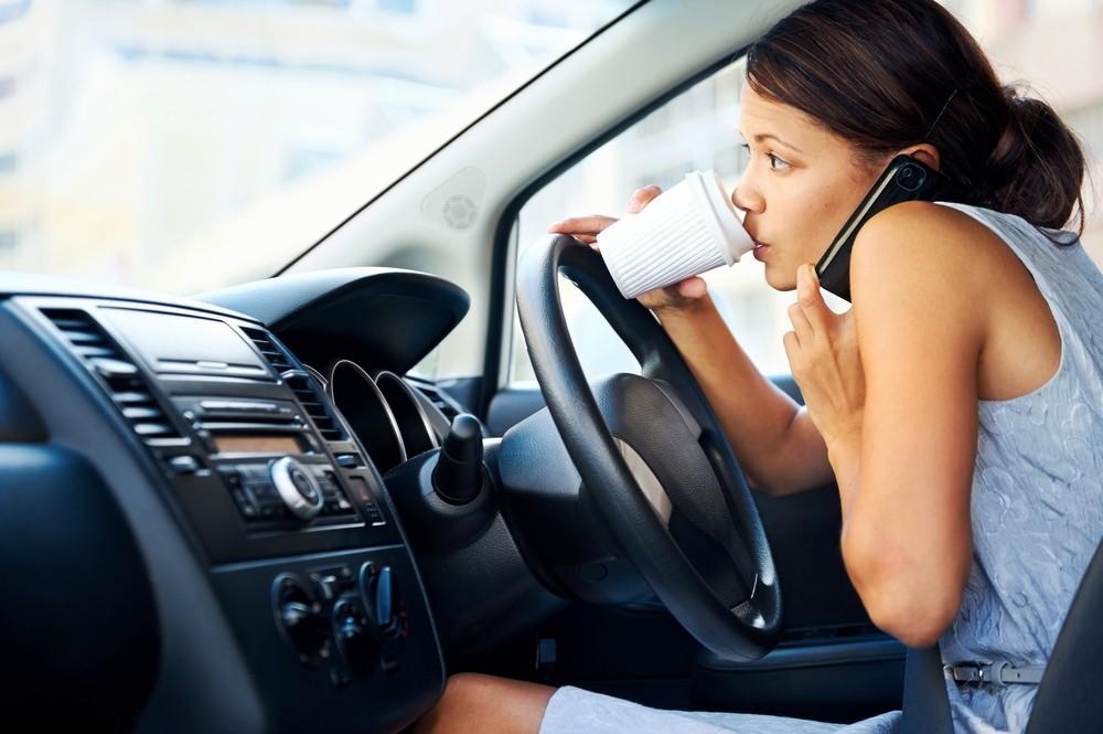 University Mitsubishi Distracted Drivers