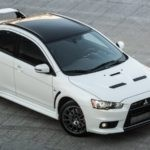 University 2015 Mitsubishi Lancer EVO