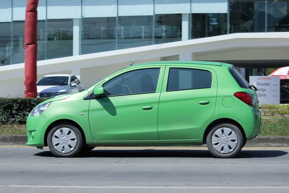 A Solid Argument for the Mitsubishi Mirage Over a Hybrid