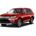 University Mitsubishi Outlander 2016