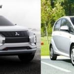 Mitsubishi Hybrid EV