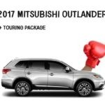 University Mitsubishi 2017 Outlander + Touring vs 2017 Subaru Forester Touring Feature